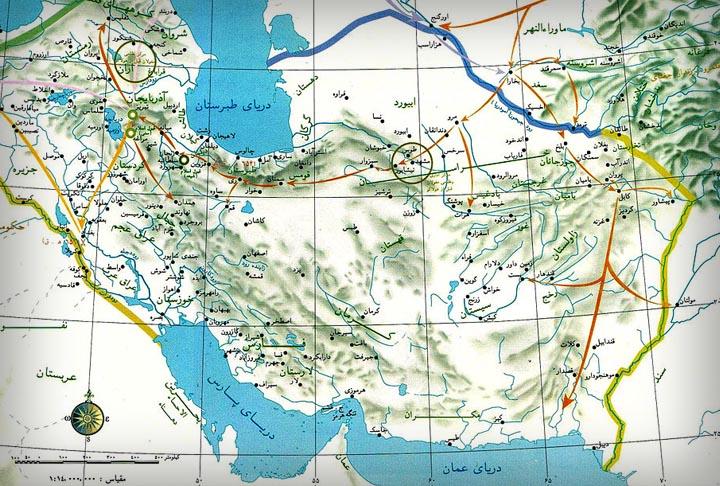 فتوحات اسلامی در ماوراءالنهر (بین سالهای ۶۰-۹۰ﻫ.ق.)